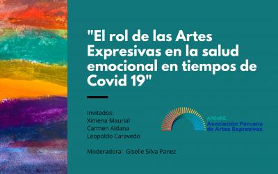 El rol de las artes expresivas en la salud emocional en tiempos de Covid 19